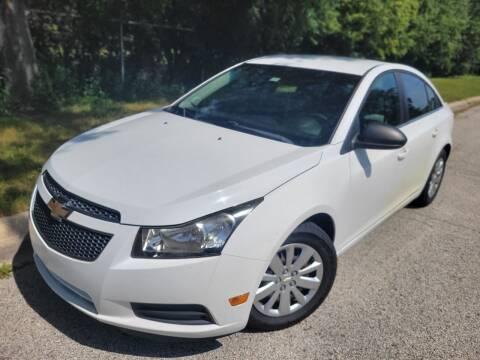 2011 Chevrolet Cruze for sale at Future Motors in Addison IL