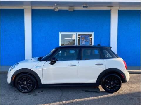 2017 MINI Hardtop 4 Door for sale at Khodas Cars in Gilroy CA