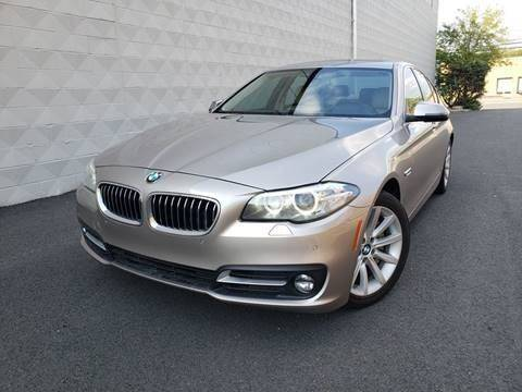 2015 BMW 5 Series for sale at Millennium Auto Group in Lodi NJ