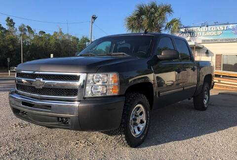 2011 Chevrolet Silverado 1500 for sale at Emerald Coast Auto Group LLC in Pensacola FL