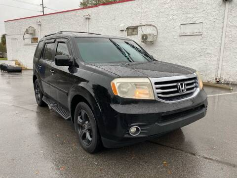 2014 Honda Pilot for sale at Consumer Auto Credit in Tampa FL
