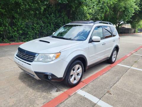 2010 Subaru Forester for sale at DFW Autohaus in Dallas TX
