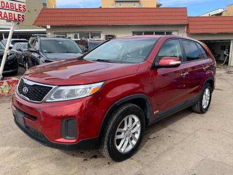 2014 Kia Sorento for sale at STS Automotive in Denver CO