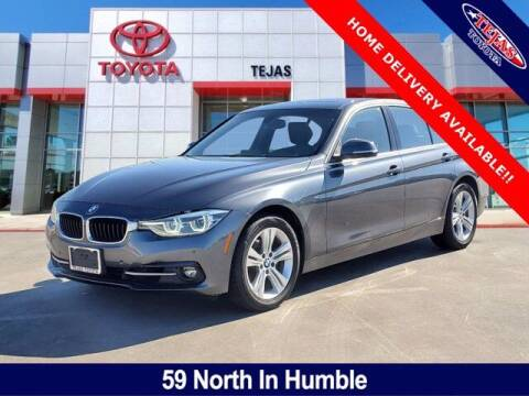 2017 BMW 3 Series for sale at TEJAS TOYOTA in Humble TX