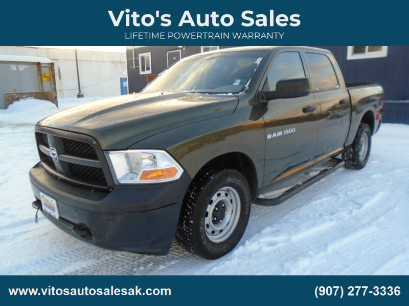 2012 RAM Ram Pickup 1500 for sale at Vito's Auto Sales in Anchorage AK