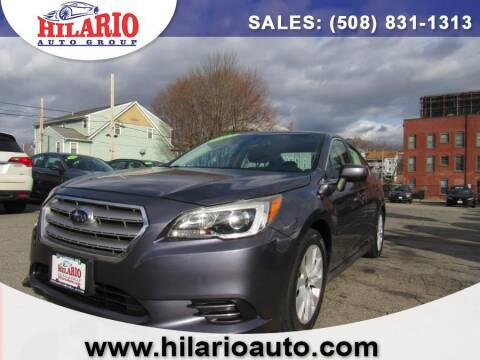 2015 Subaru Legacy for sale at Hilario's Auto Sales in Worcester MA