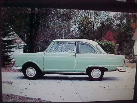 1964 Audi DKW DELUXE F12 for sale at North Hills Auto Mall in Pittsburgh PA