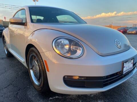 2012 Volkswagen Beetle for sale at VIP Auto Sales & Service in Franklin OH