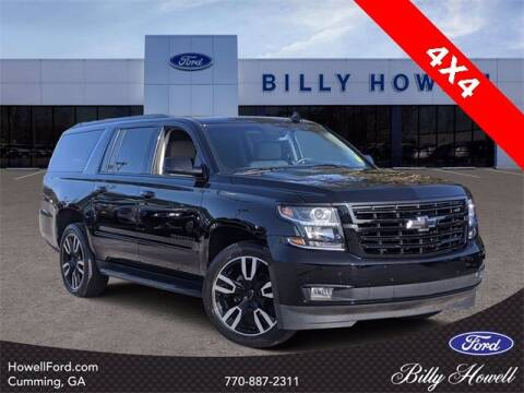 2019 Chevrolet Suburban for sale at BILLY HOWELL FORD LINCOLN in Cumming GA