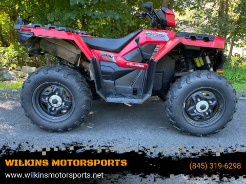 2020 Polaris Sportsman850 for sale at WILKINS MOTORSPORTS in Brewster NY