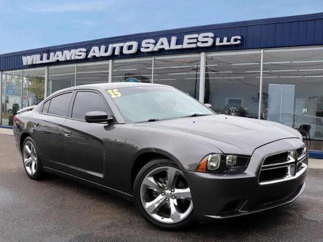 2014 Dodge Charger for sale at Williams Auto Sales, LLC in Cookeville TN