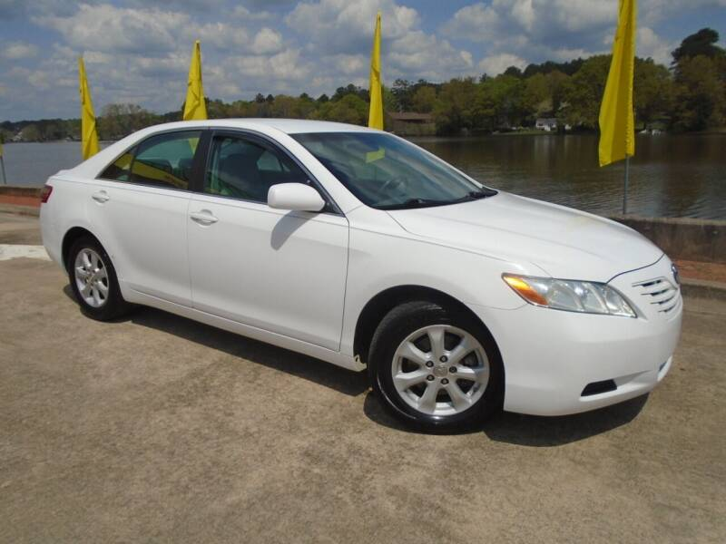 2008 Toyota Camry for sale at Lake Carroll Auto Sales in Carrollton GA