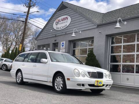 2000 Mercedes-Benz E-Class for sale at LARIN AUTO in Norwood MA