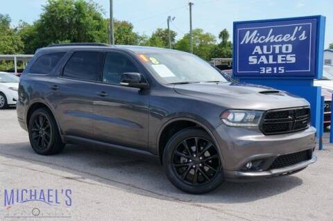 2018 Dodge Durango for sale at Michael's Auto Sales Corp in Hollywood FL