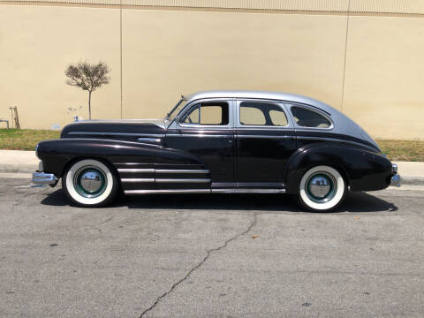1948 Buick Special 4 Door for sale at HIGH-LINE MOTOR SPORTS in Brea CA