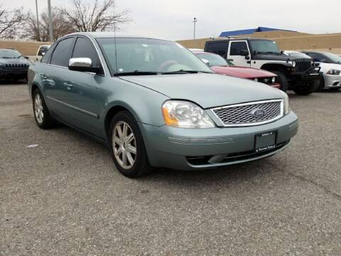 2008 Chevrolet Impala for sale at Buy Here Pay Here Lawton.com in Lawton OK