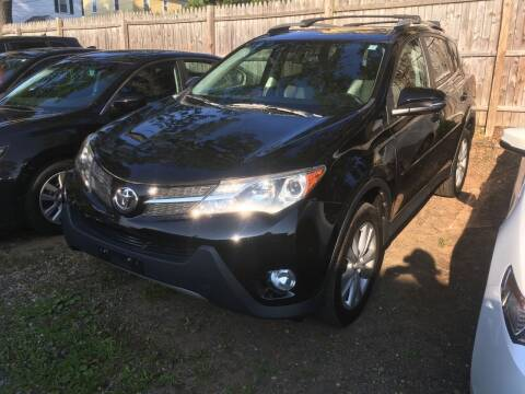 2015 Toyota RAV4 for sale at MELILLO MOTORS INC in North Haven CT