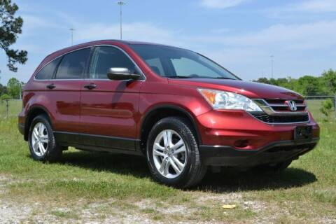 2011 Honda CR-V for sale at WOODLAKE MOTORS in Conroe TX