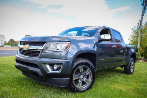 2015 Chevrolet Colorado for sale at Quality Auto Center of Springfield in Springfield NJ
