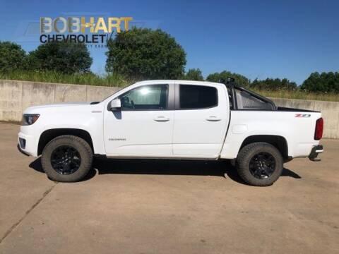 2019 Chevrolet Colorado for sale at BOB HART CHEVROLET in Vinita OK