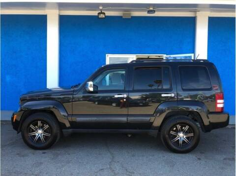 2009 Jeep Liberty for sale at Khodas Cars in Gilroy CA