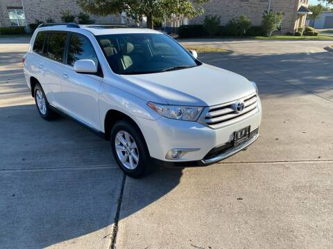 2011 Toyota Highlander for sale at GT Auto in Lewisville TX
