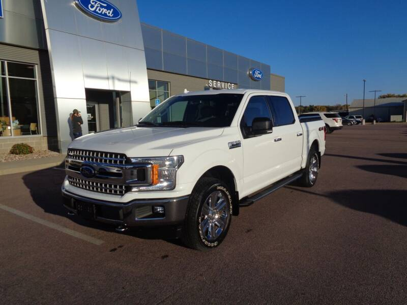 2018 Ford F-150 for sale at Herman Motors in Luverne MN