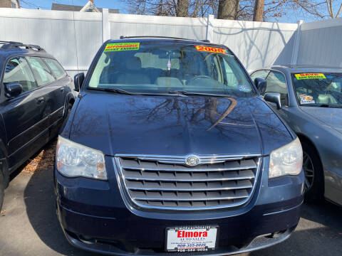 2008 Chrysler Town and Country for sale at Elmora Auto Sales in Elizabeth NJ