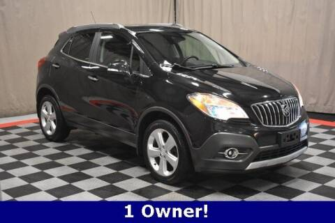 2015 Buick Encore for sale at Vorderman Imports in Fort Wayne IN