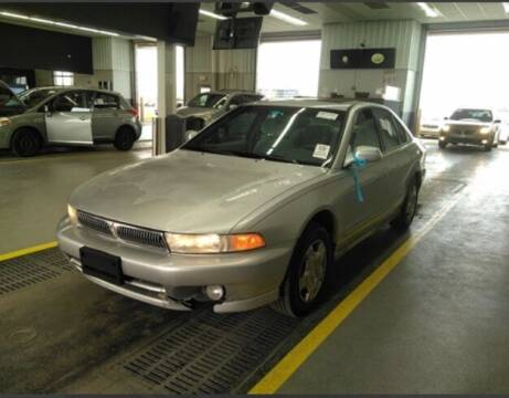 2001 Mitsubishi Galant for sale at HW Used Car Sales LTD in Chicago IL