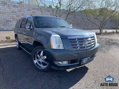 2008 Cadillac Escalade ESV for sale at MyAutoJack.com @ Auto House in Tempe AZ