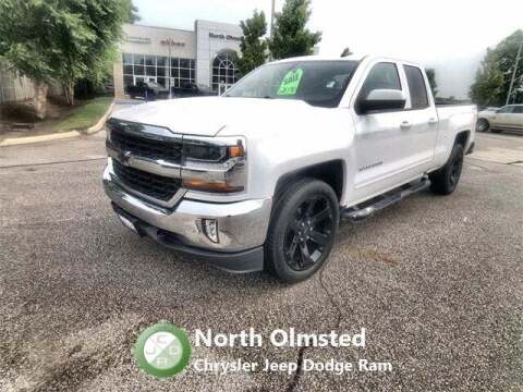 2016 Chevrolet Silverado 1500 for sale at North Olmsted Chrysler Jeep Dodge Ram in North Olmsted OH