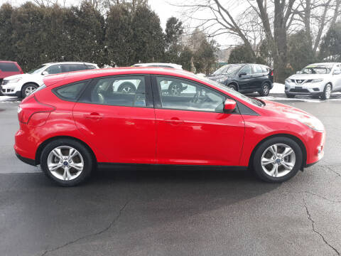 2012 Ford Focus for sale at Feduke Auto Outlet in Vestal NY