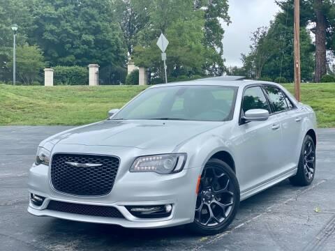 2020 Chrysler 300 for sale at Sebar Inc. in Greensboro NC