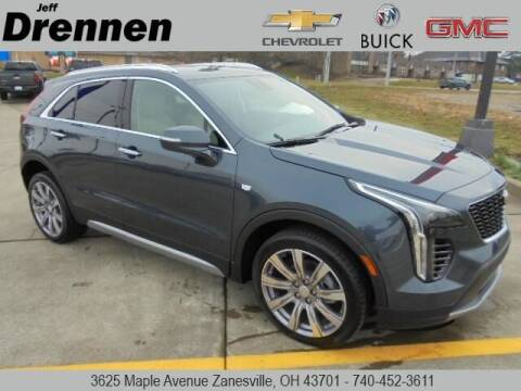 2021 Cadillac XT4 for sale at Jeff Drennen GM Superstore in Zanesville OH