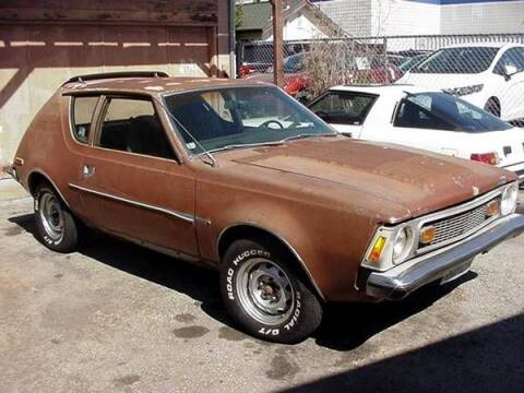 1973 AMC Gremlin X for sale at Haggle Me Classics in Hobart IN