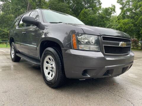 2011 Chevrolet Tahoe for sale at Thornhill Motor Company in Lake Worth TX