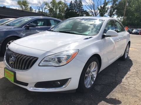 2015 Buick Regal for sale at Champs Auto Sales in Detroit MI