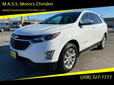 2018 Chevrolet Equinox for sale at M.A.S.S. Motors - West Fairview in Boise ID