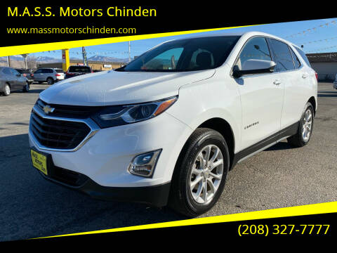 2018 Chevrolet Equinox for sale at M.A.S.S. Motors Chinden in Garden City ID