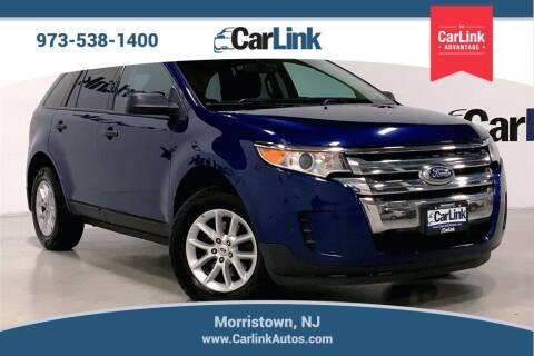 2013 Ford Edge for sale at CarLink in Morristown NJ