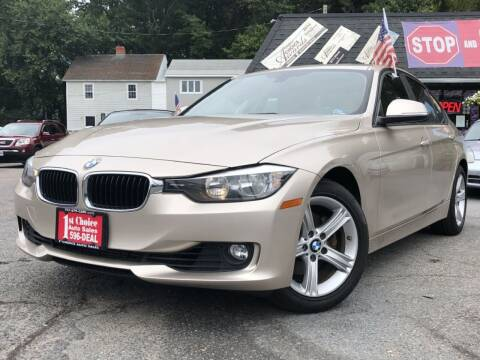 2014 BMW 3 Series for sale at 1st Choice Auto Sales in Newport News VA