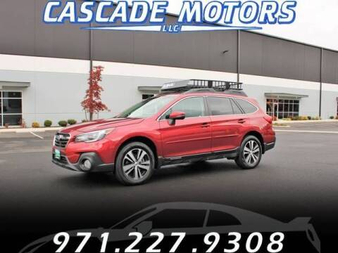 2018 Subaru Outback for sale at Cascade Motors in Portland OR