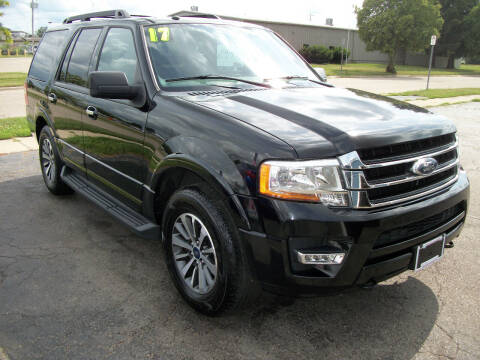 2017 Ford Expedition for sale at USED CAR FACTORY in Janesville WI