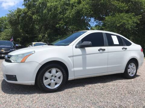 2010 Ford Focus for sale at #1 Auto Liquidators in Yulee FL