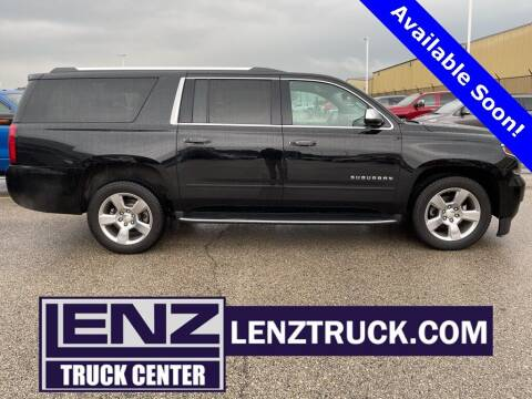 2017 Chevrolet Suburban for sale at Lenz Auto - Coming Soon in Fond Du Lac WI