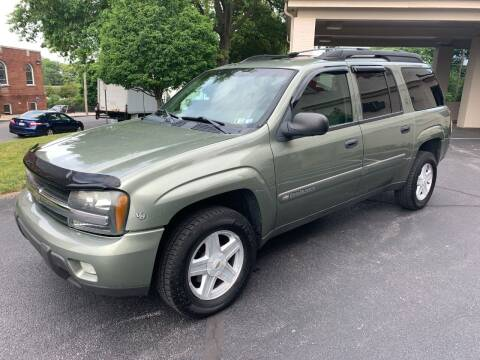 2003 Chevrolet TrailBlazer for sale at On The Circuit Cars & Trucks in York PA