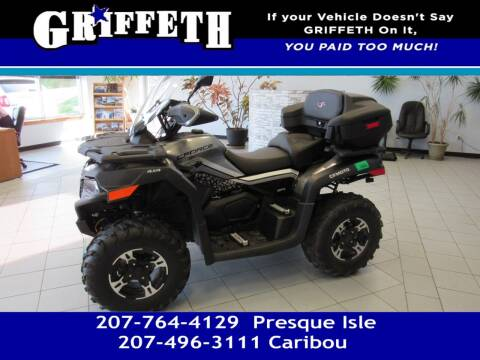2021 CF Moto Cforce600 for sale at Griffeth Mitsubishi - Pre-owned in Caribou ME