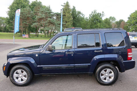 2012 Jeep Liberty for sale at GEG Automotive in Gilbertsville PA