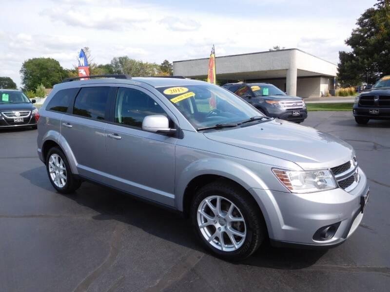2015 Dodge Journey for sale at North State Motors in Belvidere IL